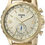 fossil q mens nate stainless steel hybrid smartwatch color gold tone 150x150 - Huawei TalkBand B3 Lite (GRU-B09) Smart Band Activity Tracker - International Stock (Black)