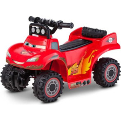 disney pixar cars 2 lightning mcqueen rs 500 baja quad ride on multicolor - Disney / Pixar Cars 2 Lightning McQueen RS 500 Baja Quad Ride-On, Multicolor