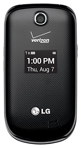 Lg Vn170 Revere 3 Verizon Wireless Camera Flip Phone – (Certified Refurbished)