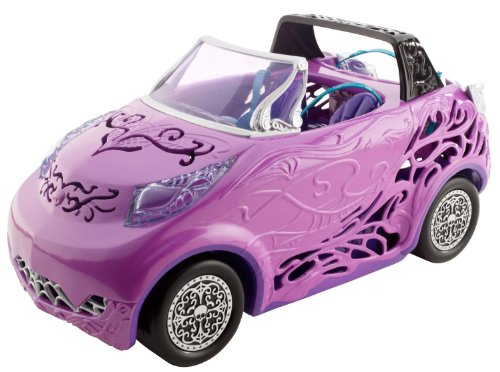 monster high travel scaris convertible vehicle - Monster High Travel Scaris Convertible Vehicle