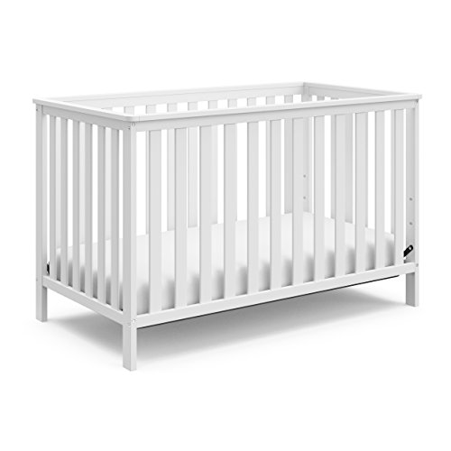 storkcraft rosland 3 in 1 convertible crib white - Storkcraft Rosland 3-in-1 Convertible Crib - White