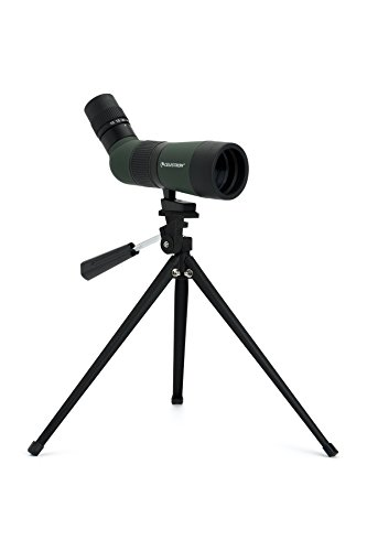 Celestron 52320 Landscout 10-30×50 Spotting Scope (Army Green)
