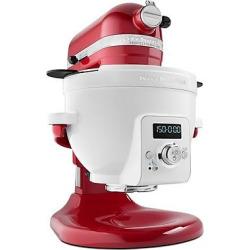 kitchenaid precise heat mixing bowl for bowl lift stand mixers ksm1cbl white - KitchenAid Precise Heat Mixing Bowl For Bowl-Lift Stand Mixers - KSM1CBL, White
