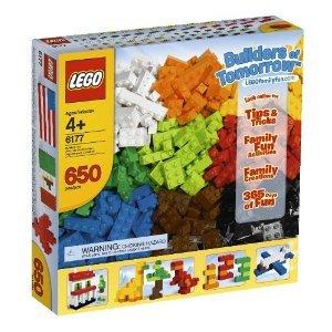 lego bricks more builders of tomorrow set 6177 discontinued by manufacturer - LEGO Bricks & More Builders of Tomorrow Set 6177 (Discontinued by manufacturer)