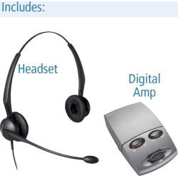 GN 2100 Telecoil & 8210 AMP