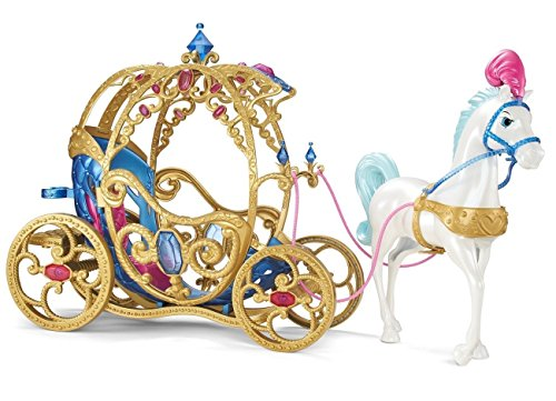 mattel disney princess cinderella horse and carriagediscontinued by - Mattel Disney Princess Cinderella Horse and Carriage(Discontinued by manufacturer)
