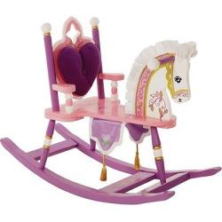 princess rocking horse pink levels of discovery - Princess Rocking Horse - Pink - Levels Of Discovery