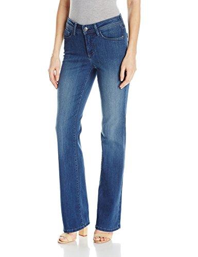 NYDJ Women's Barbara Bootcut Jeans in Sure Stretch Denim, Nantes, 12