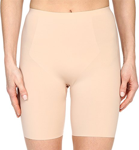 SPANX Trust Your Thinstincts Medium Control Targeted Short, M, Soft Nude