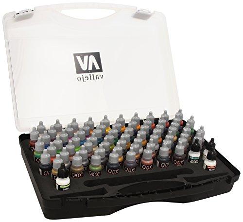 Vallejo Game Color Basic Paint Set Paint