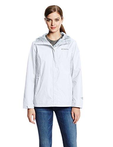 Columbia Women's Arcadia Ii Jacket Outerwear, White, White, S