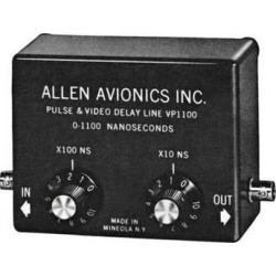 Allen Avionics VRM-0637 Video Delay – Slide Switch Adjust, Composit VRM0637