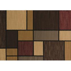 United Weavers Affinity Rhombus Geometric Rug, Multicolor