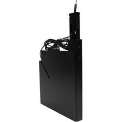"fsr 18 stereo cable retractor black tbrt aud bk - FSR 1/8"" Stereo Cable Retractor (Black) TBRT-AUD-BK"