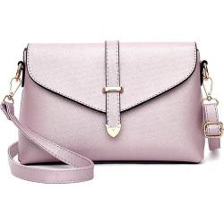 Women's Crossbody Bag Stylish Geometric Envelope Design Classic Bag