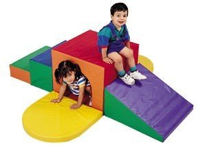 Children's Factory Soft Tunnel Climber