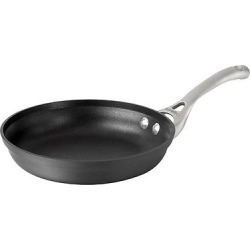 Calphalon Contemporary 8 Inch Non-stick Dishwasher Safe Omelette Fry Pan, Gray