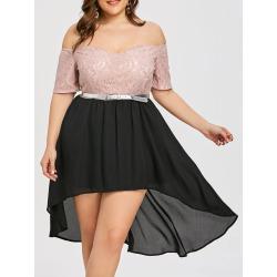 Plus Size Cocktail Party Dress