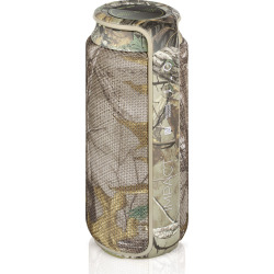 BÖHM XTRA IMPACT Water Resistant RealTree Camo Portable Wireless Bluetooth Speaker with 360 HD Sound Effect & Built-In Mic