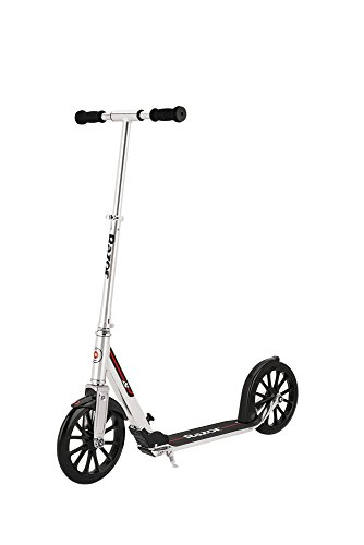 razor 13013713 a6 scooter silver - Razor 13013713 A6 Scooter, Silver