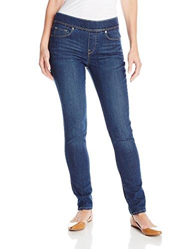 Levi's Women's Perfectly Slimming Pull-On Skinny, Indigo Drift, 29/8 Medium