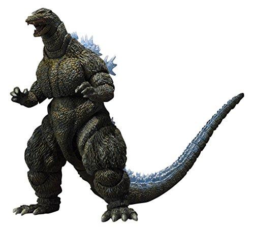Tamashii Nations Bandai S.H. MonsterArts Godzilla (Ohrai Noriyoshi Poster Color Ver.) Godzilla Vs. Mechagodzilla II Action Figure
