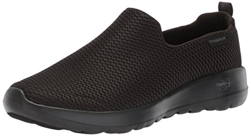 Skechers Performance Women's Go Joy Walking Shoe,Black,7.5 W US