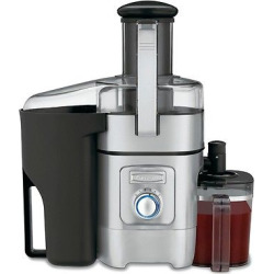 Cuisinart Electric Juicer – Stainless Steel Cje-1000, Silver