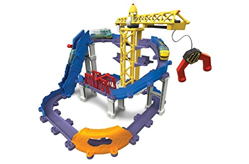 Chuggington StackTrack Brewster's Big Build Adventure Set