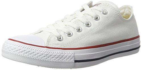 Converse Chuck Taylor All Star Low Top Optical White, US Men's 8 D(M) / US Women's 10 B(M)
