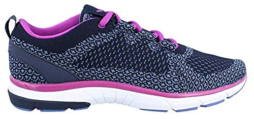 Vionic Women's Flex Sierra Lace-up Navy 9W