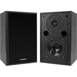 Fluance Powerful & Dynamic Two-way Bookshelf Speakers