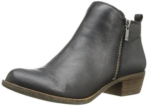 Lucky Brand Women's Basel Boot, Black 03, 8.5 M US