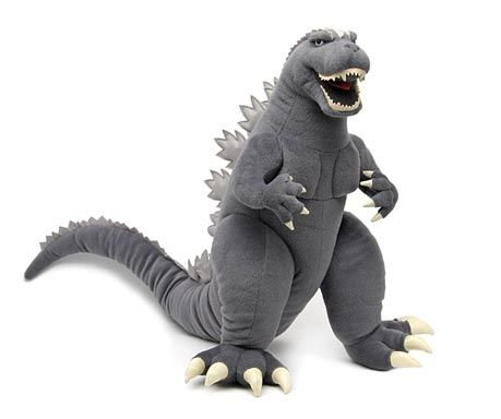 Toy Vault 20″ Supersized Godzilla Plush Toy