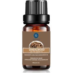 10ml Natural Sandalwood Aromatherapy Essential Oil