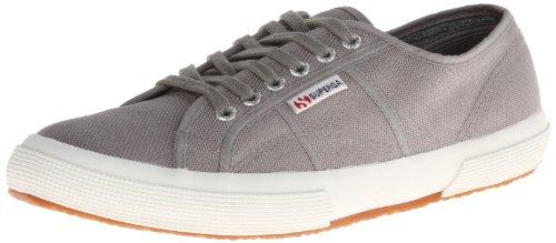 Superga Unisex 2750 Cotu  Grey Sage Classic Sneaker – 38 M EU / 7.5 B(M) US Women / 6 D(M) US Men