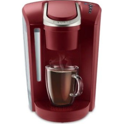 Keurig K-Select Brewer – Vintage Red, Matte Red