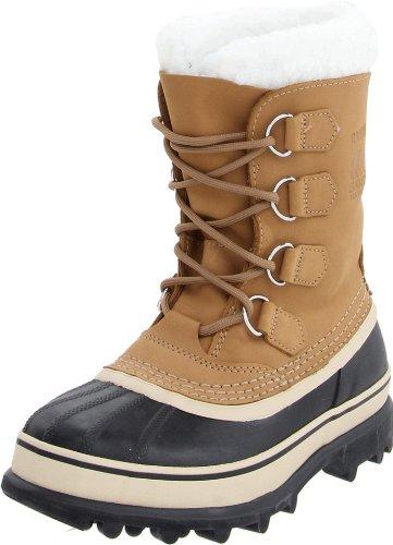 SOREL Women's Caribou NL1005 Boot,Buff,8 M