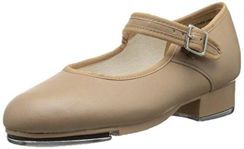 Capezio Women's Mary Jane Tap Shoe – Caramel, 5 M US