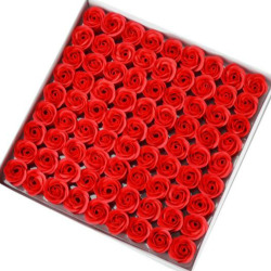 Rose Soap Flower Petal For WeddingValentine's Day Decorative Flowers