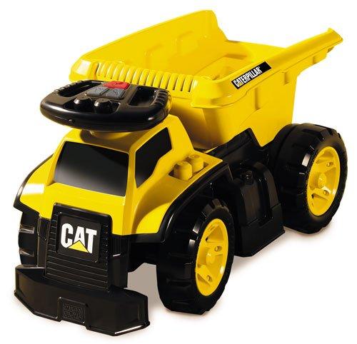 Mega Bloks Cat 3 – In – 1 Ride – On Dump Truck