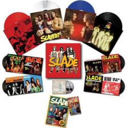 When Slade Rocked the World 1971-75 Collectors Box (IMPORT)
