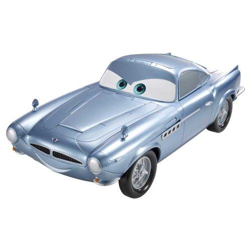 Cars 2 Secret Spy Attack Finn McMissile