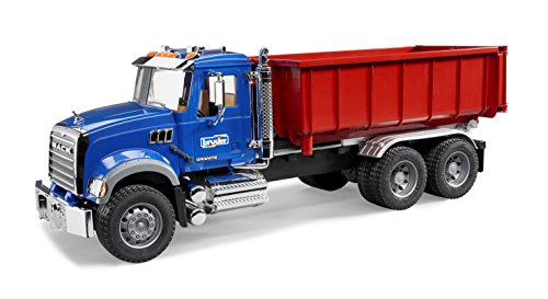 Bruder MACK Granite Tipping Container Truck