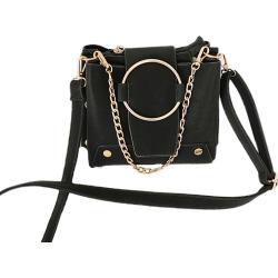 Women's PU Leather Chain Strap Handbags Casual Fashion Bag  Crossbody Bag