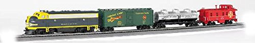 Bachmann Industries Thunder Chief Ready To Run DCC Electric Train Set with DCC Sound Locomotive
