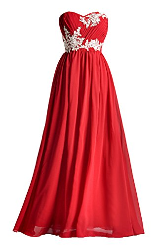 99Gown Prom Dresses Lace Special Occasion Gown Formal Dresses For Women Long Bridesmaid Dress, Color Burgundy,14