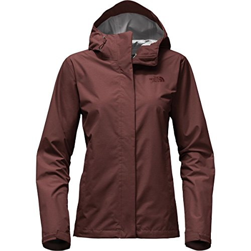 The North Face Women's Venture 2 Jacket – Sequoia Red Heather – XL (Past Season)