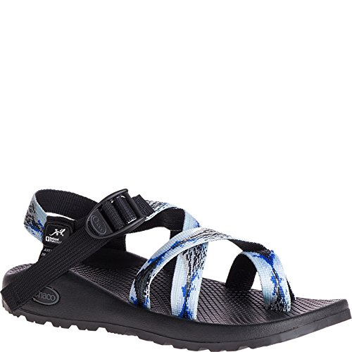 Chaco Women's Z2 Classic Athletic Sandal, Glacier Black, 8 B(M) US