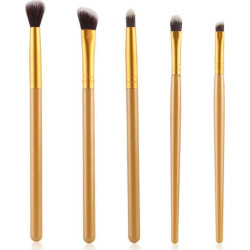 5 Pcs Smokey Eye Nylon Eye Makeup Brushes Set